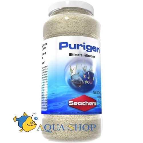 Удалитель органических загрязнений SeaChem Purigen 500ml