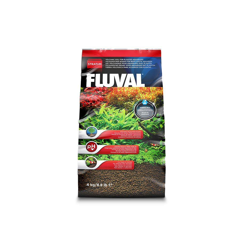 Грунт Fluval для креветок и растений4кг