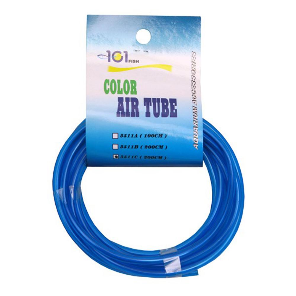 Шланг воздушный 4мм, голубой 3м