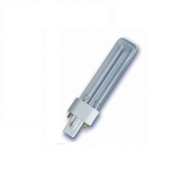 Бактерицидная лампа Osram HNS S 7 W G 23