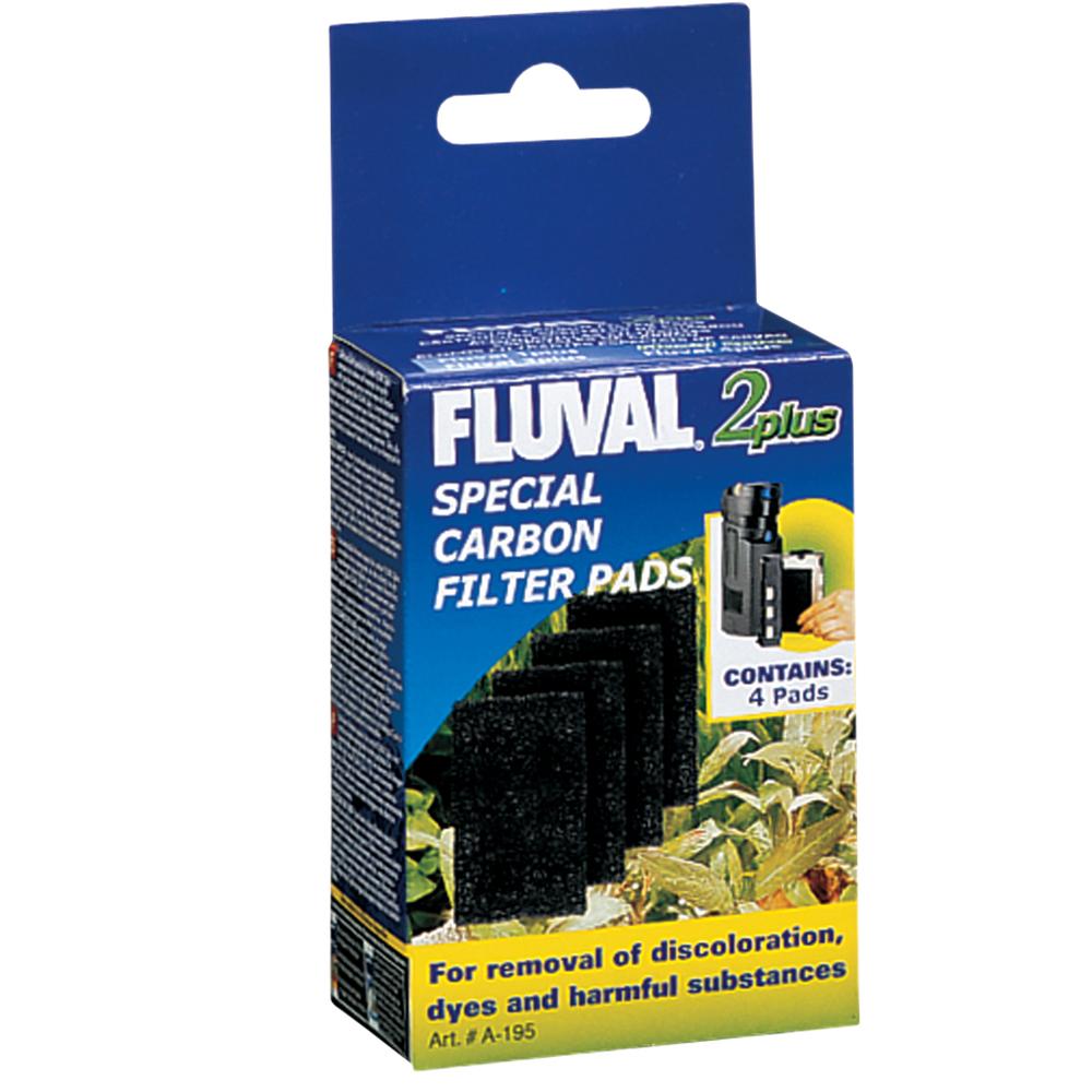 Губка угольная для фильтра Hagen FLUVAL 2 plus