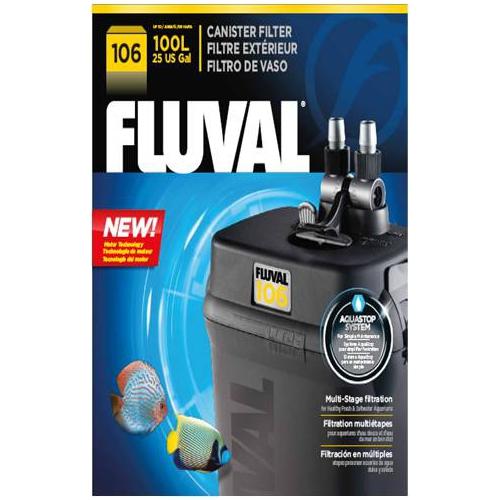 Фильтр внешний Hagen FLUVAL 106 480л/ч до 100л