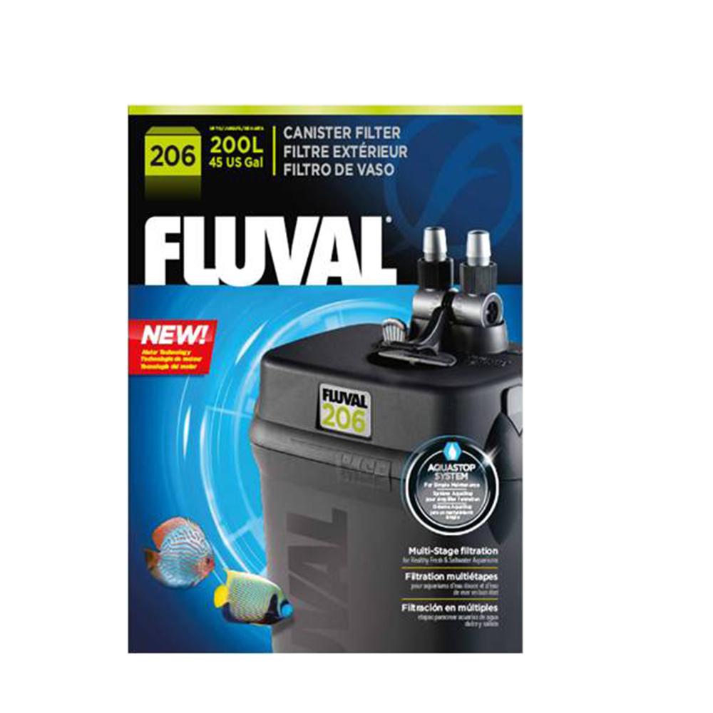 Фильтр внешний Hagen FLUVAL 206 680л/ч до 200л