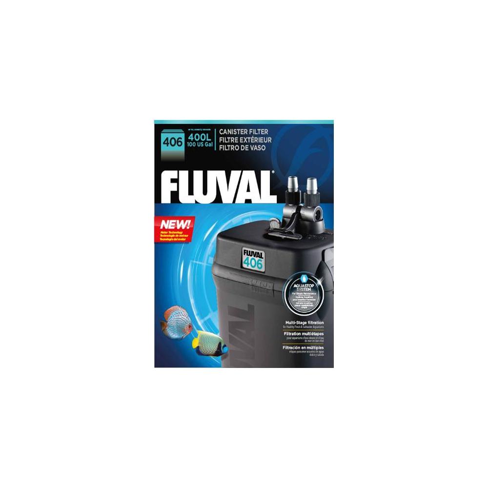 Фильтр внешний Hagen FLUVAL 406 1300л/ч до 400л