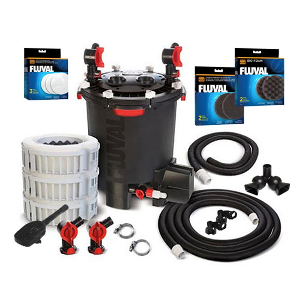Фильтр внешний Hagen FLUVAL FX6, 2130 л/ч до 1500 л