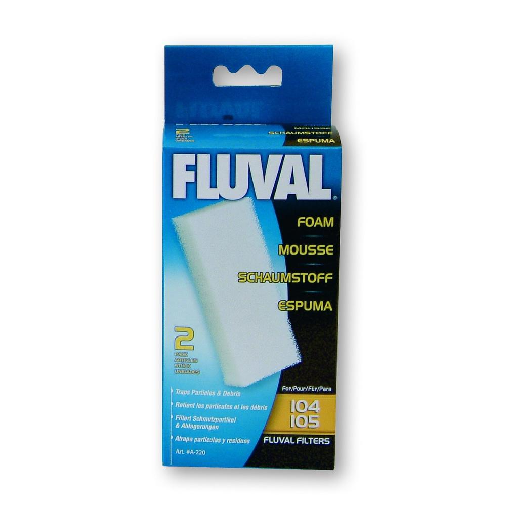 Губка тонкой очистки для фильтров FLUVAL 104/105