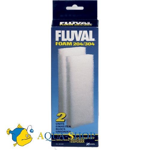 Губка тонкой очистки для фильтров HAGEN FLUVAL 204/304