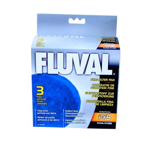 Губка механической очистки для фильтра Hagen FLUVAL FX5 (3 шт)