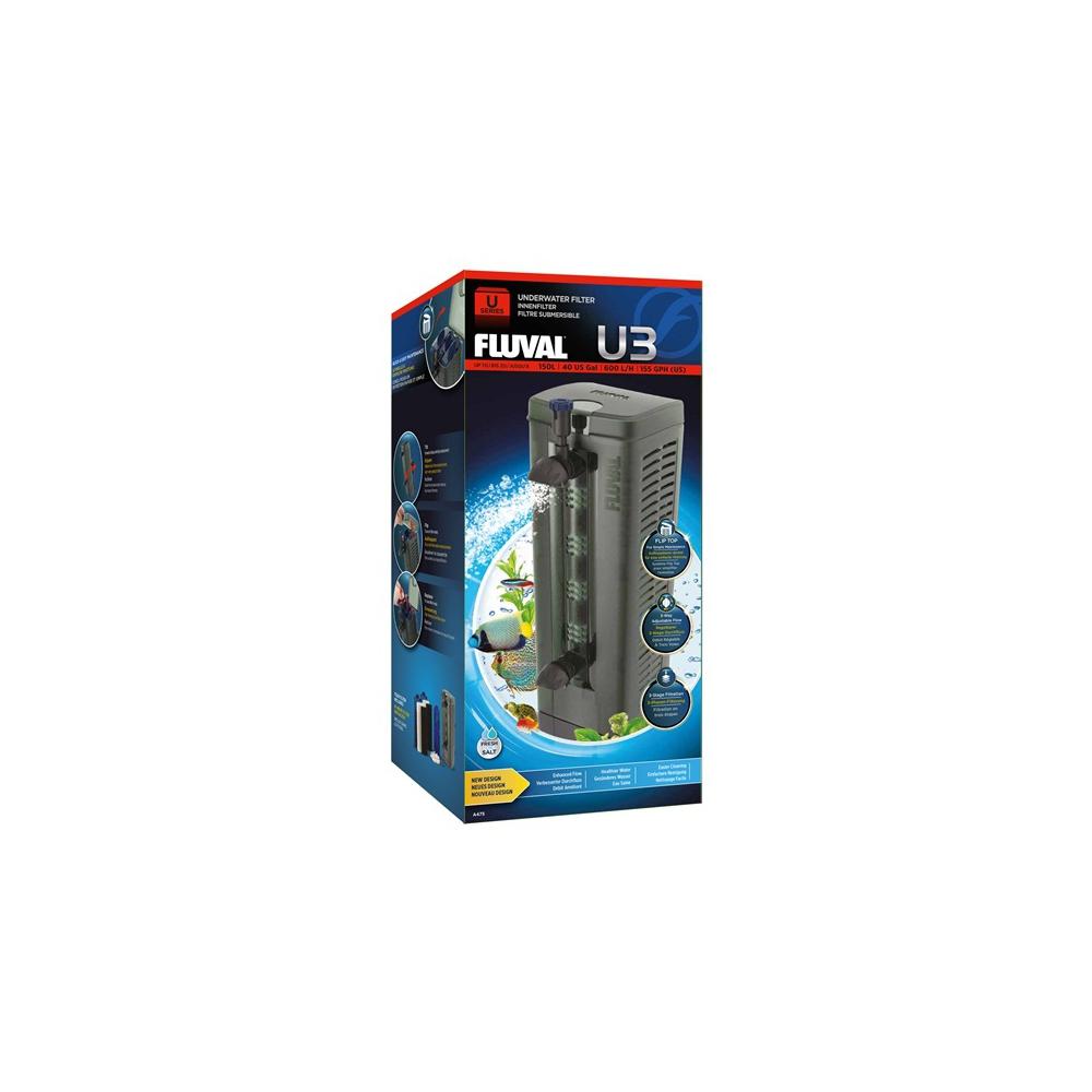 Фильтр внутренний HAGEN FLUVAL U3 700л/ч до 150 л