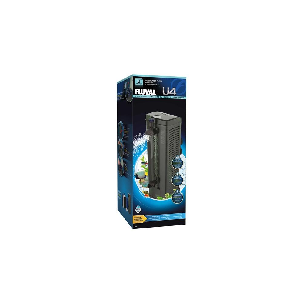 Фильтр внутренний HAGEN FLUVAL U4 1000л/ч до 240 л