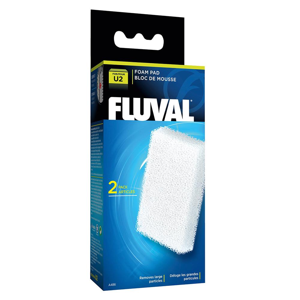 Губка для фильтра Fluval U2  (2шт)