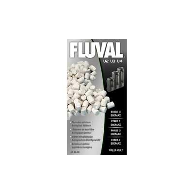 Наполнитель биологической очистки для фильтров Fluval U, 170г
