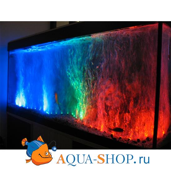 Светодиодная подсветка в аквариум своими руками