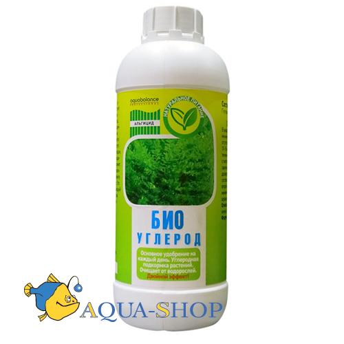 Удобрение Aquabalance био-углерод+альгицид  1000 мл