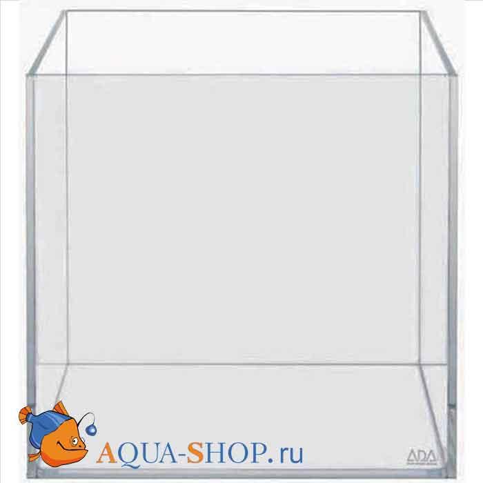 Аквариум ADA Cube Garden 30 х 30 х 30 см из стекла 5 мм, 25 л