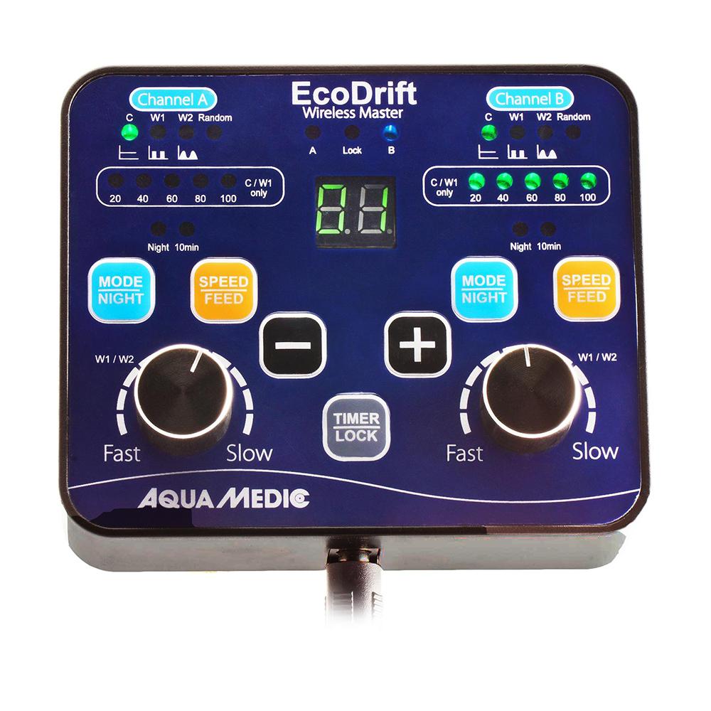 Контроллер беспроводной Aqua Medic для помп ECODrift 2-х канальный