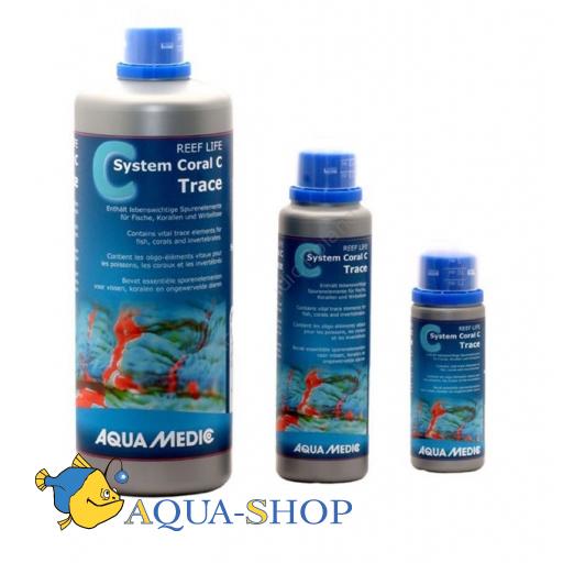 Добавка Aqua Medic Reef Life Система кораллов С Микроэлементы 1000 мл на 2860 л