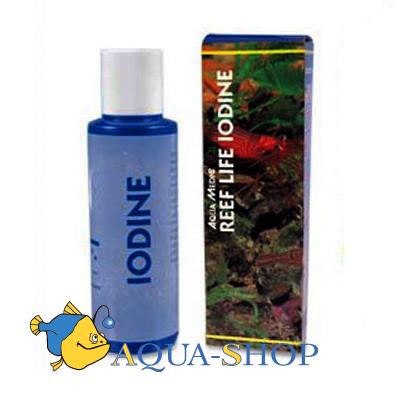 Добавка Aqua Medic Reef Life Йод 250мл на 5000л