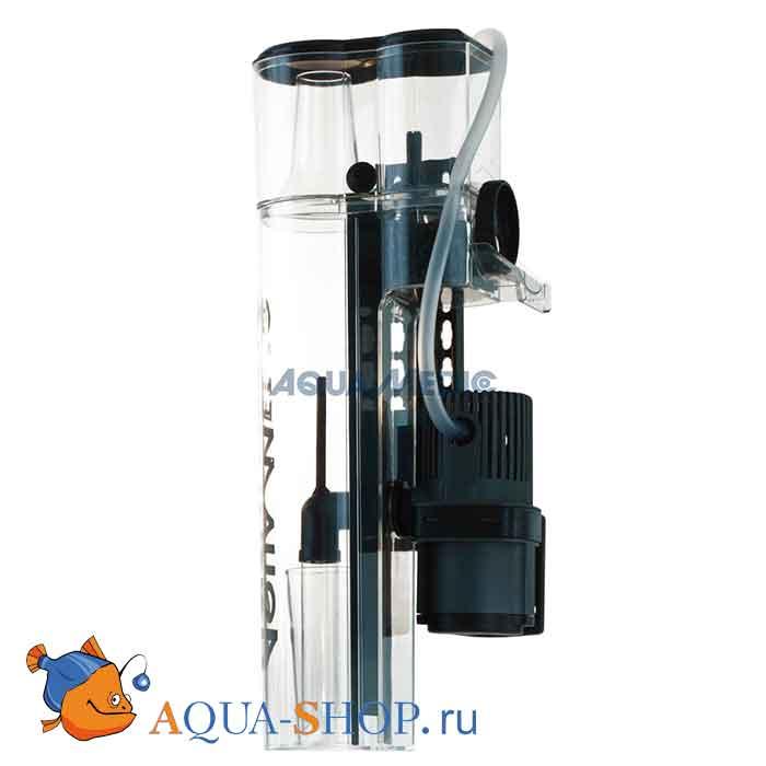 Флотатор навесной Aqua Medic Turbo 500 EVO до 250 литров, 220/24В, 7Вт, 8х14х36,5см с контроллером