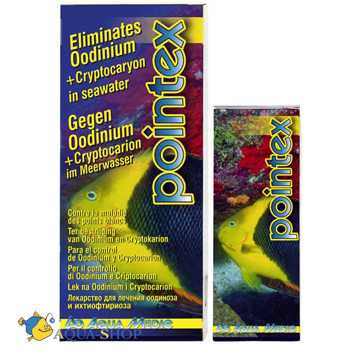Средство для рыб Aqua Medic Pointex  100мл