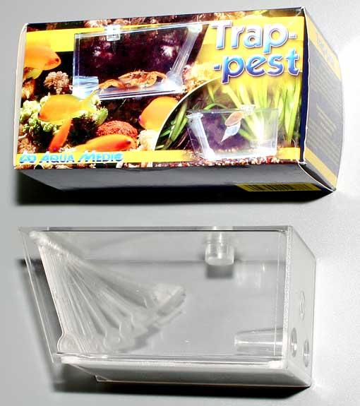 Ловушка  AQUA MEDIC для крабов, креветок, червей универсальная