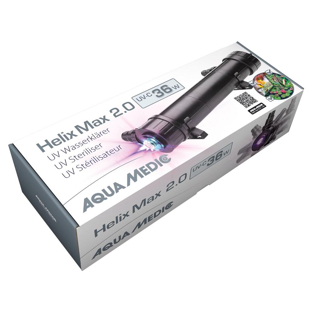 Стерилизатор Aqua Medic UV HELIX MAX 2.0  36W