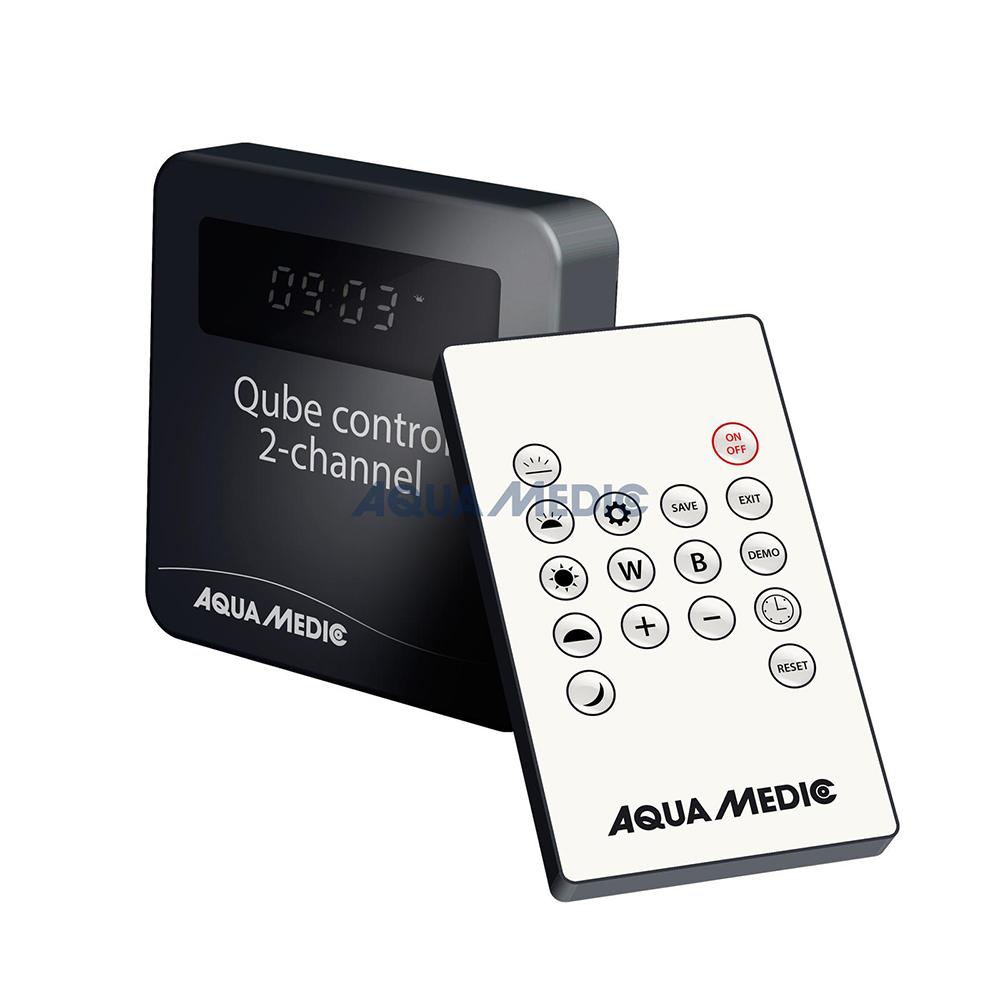 Контроллер для LED светильников Qube, 2-х канальный