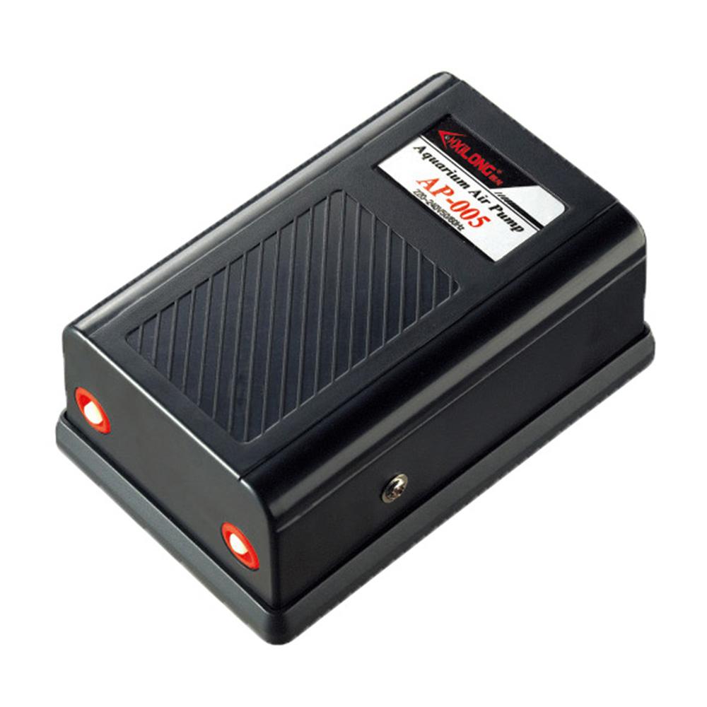 Компрессор СИЛОНГ AP-005 двухканальный 5вт.