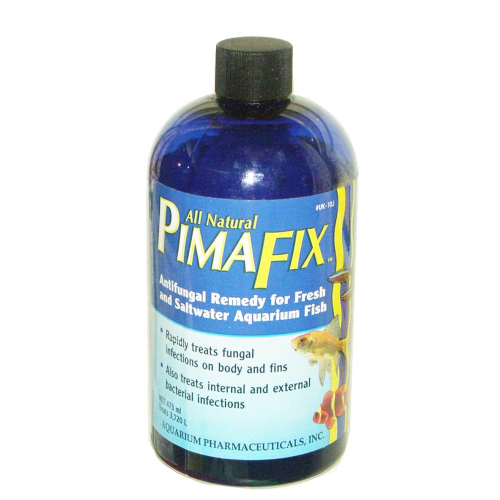 Средство для рыб API  Pima Fix 8 от грибов 237 мл