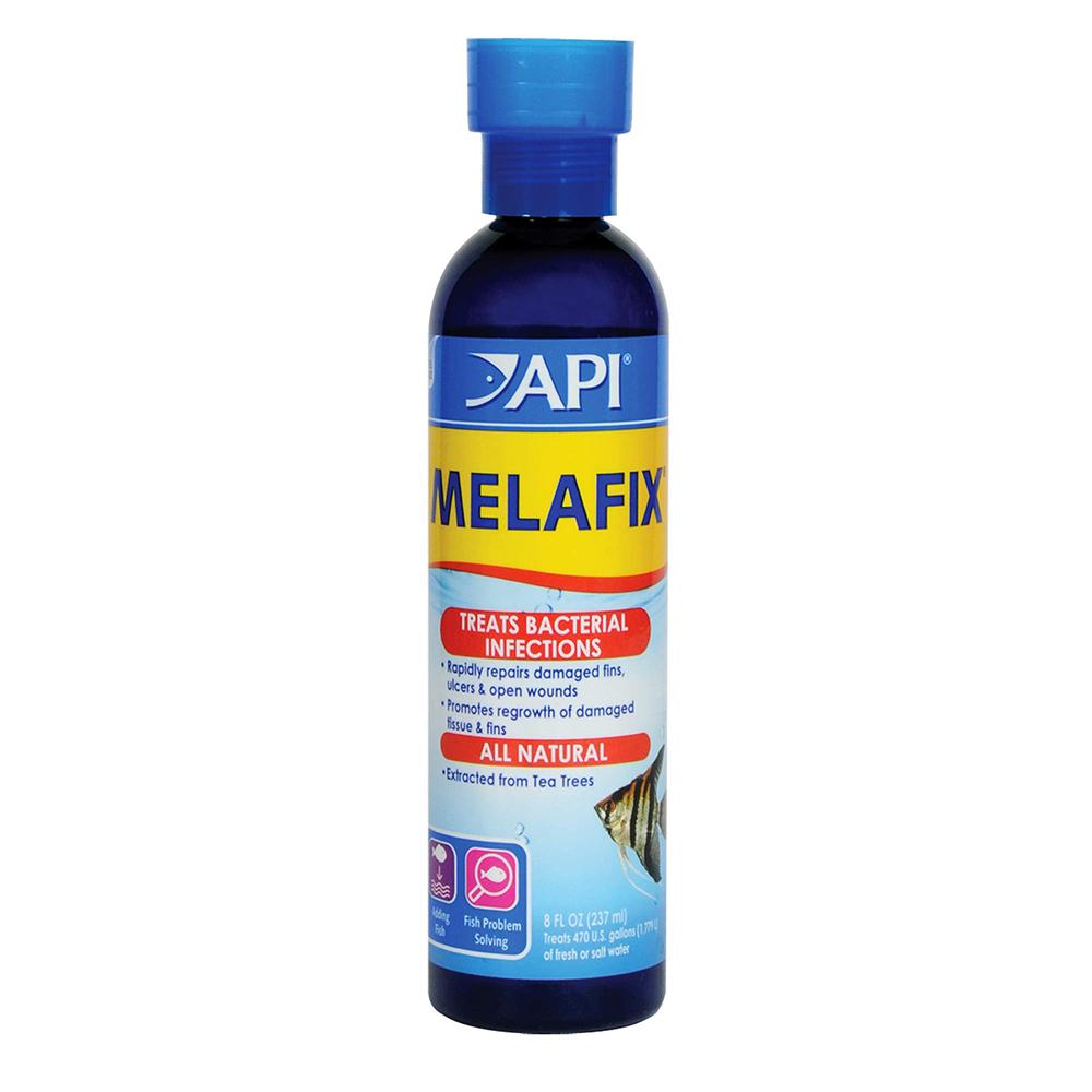 Средство для рыб API  MelaFix антибактериальное 240мл