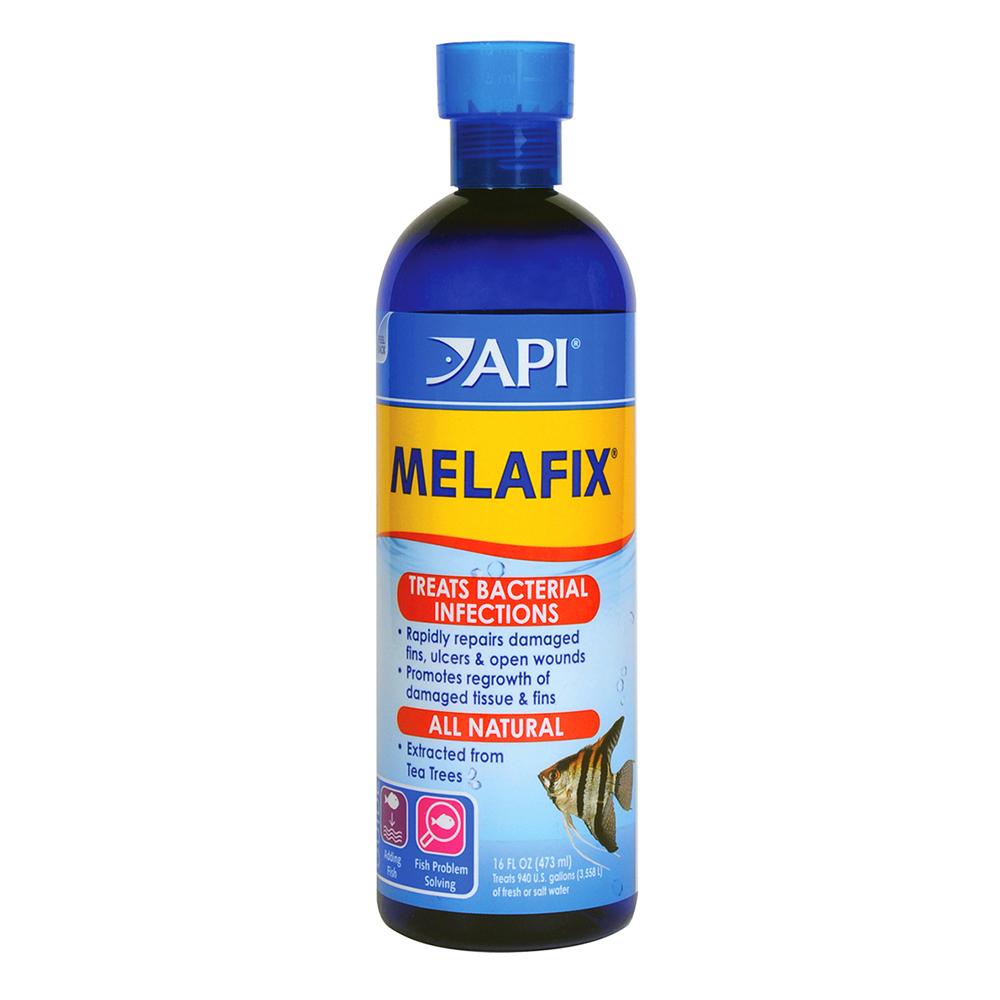 Средство для рыб API  MelaFix антибактериальное 480мл