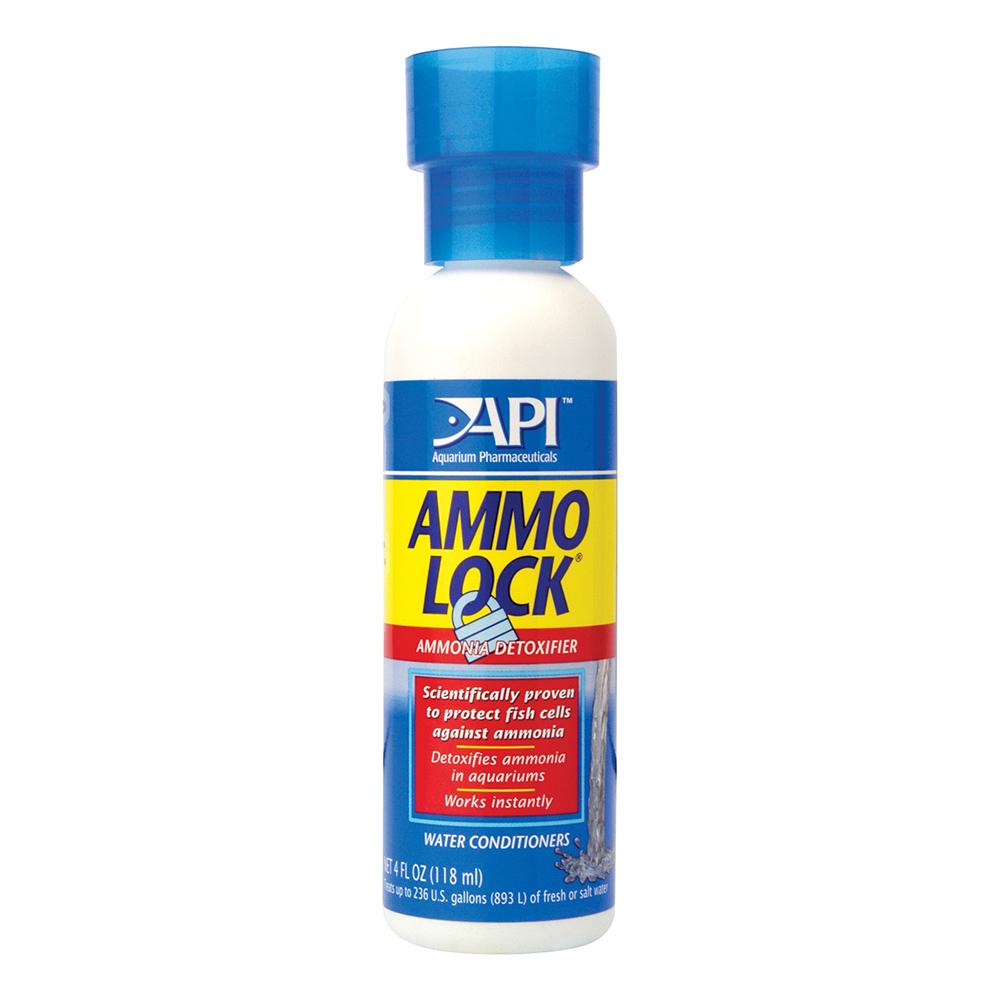 Кондиционер для воды API AMMO-LOCK 120мл