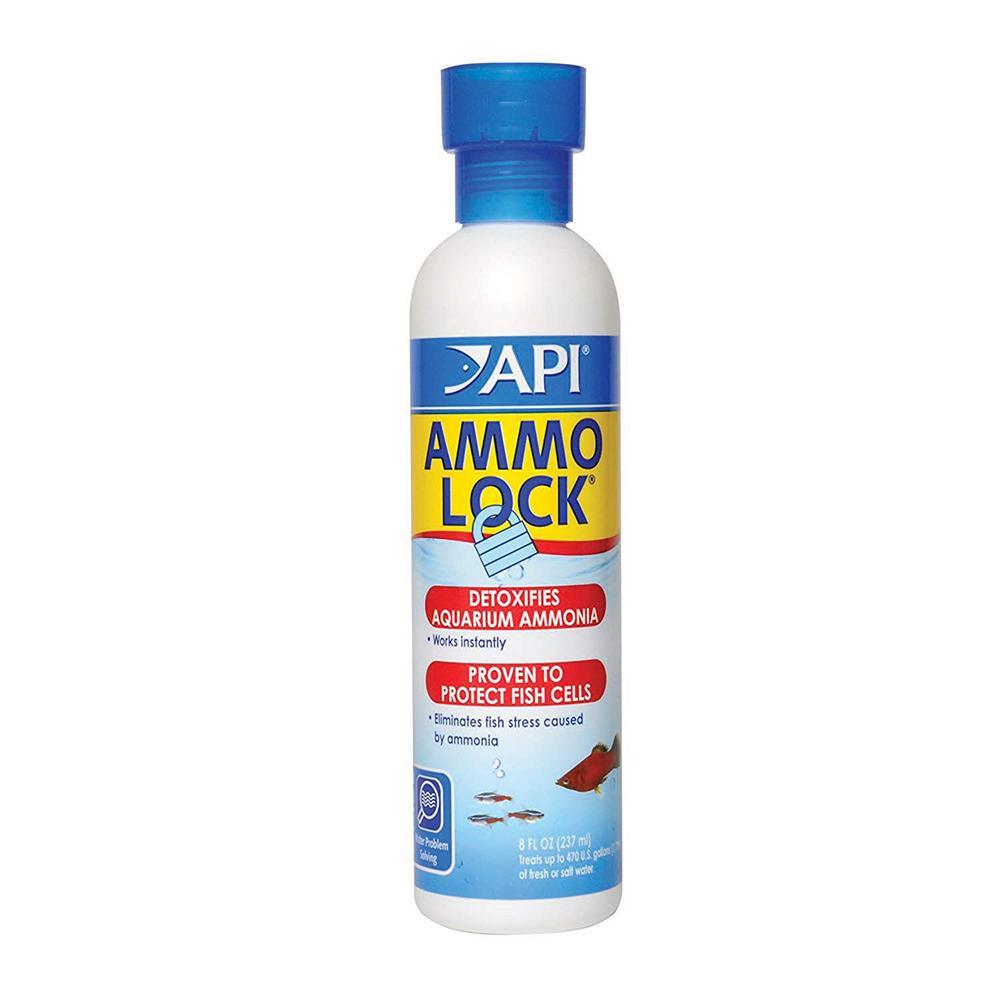 Кондиционер для воды API AMMO-LOCK 240мл