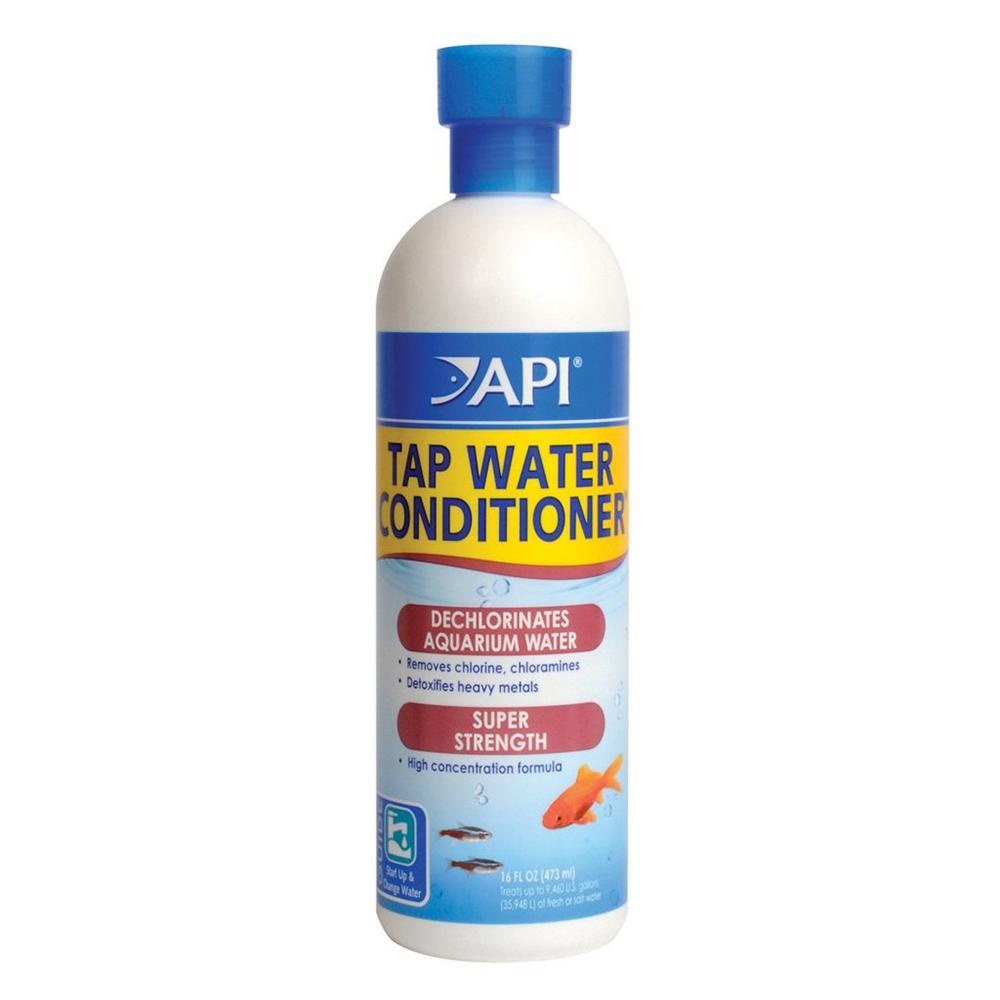Кондиционер для подготовки воды API Tap Water 480мл/35900л