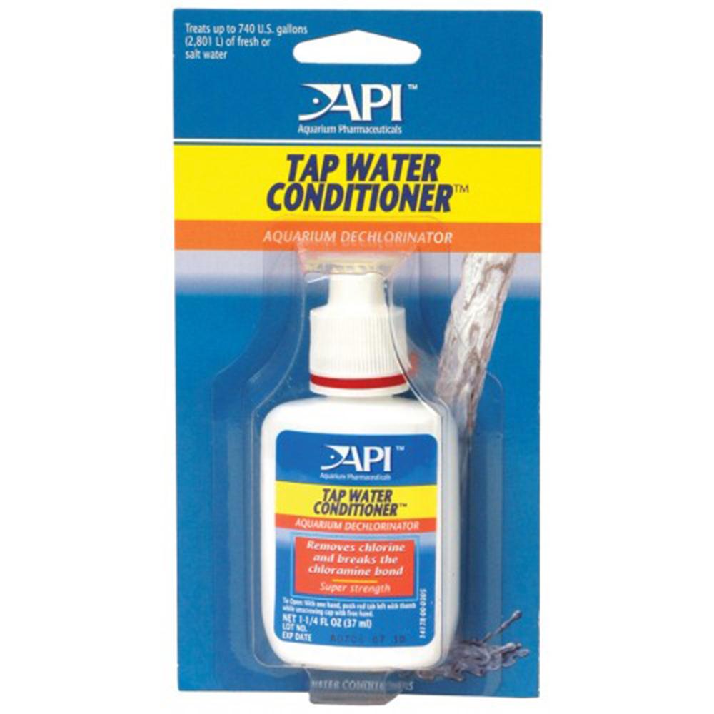 Кондиционер для подготовки воды API Tap Water 30мл/1800л