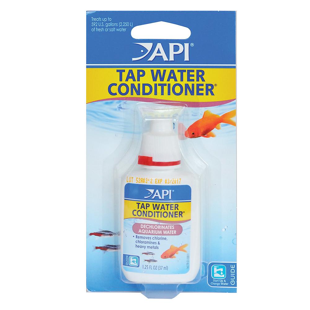 Кондиционер для подготовки воды API Tap Water 37мл/2250л