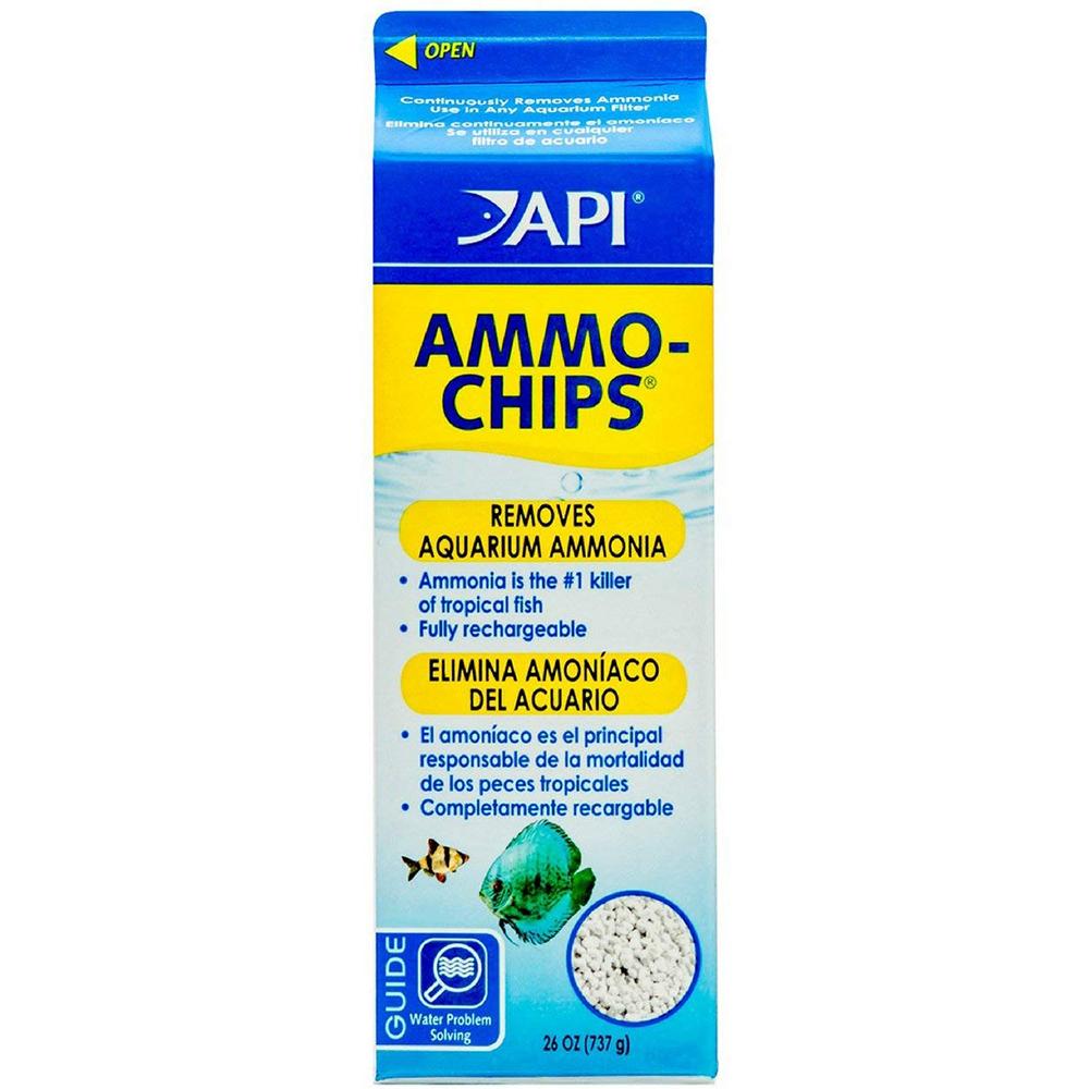 Средство для удаления аммония API  AMMO-CHIPS 737г