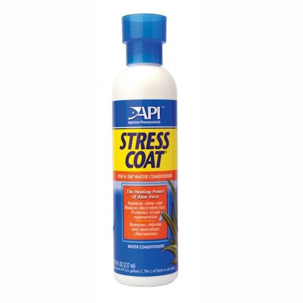 Кондиционер для воды API STRESS COAT 240мл/1920л