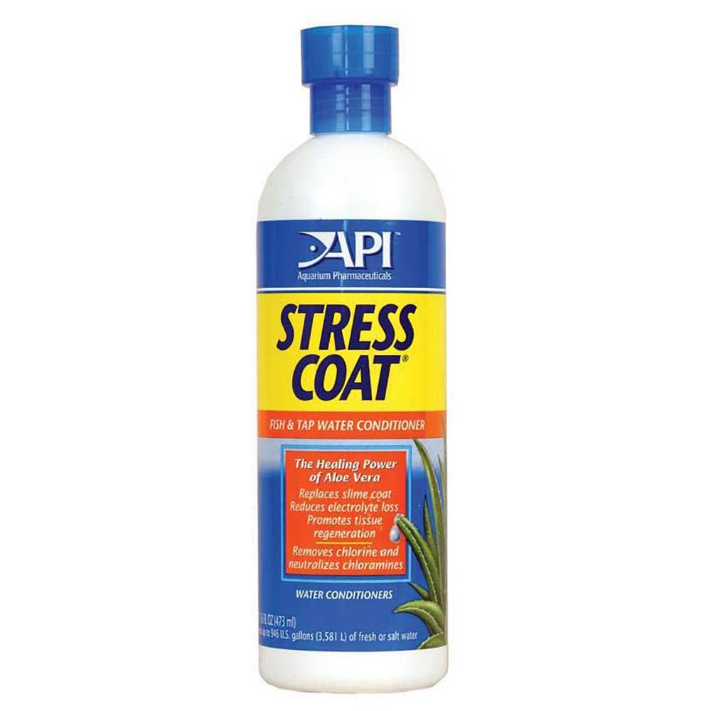 Кондиционер для воды API STRESS COAT 480мл/3840л