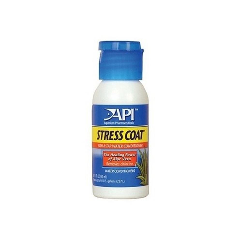 Кондиционер для воды API STRESS COAT 30мл/240л