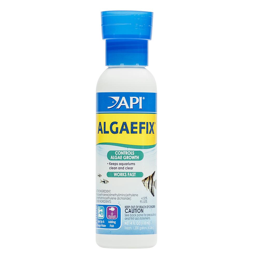 Средство против водорослей API Algae Fix 120мл