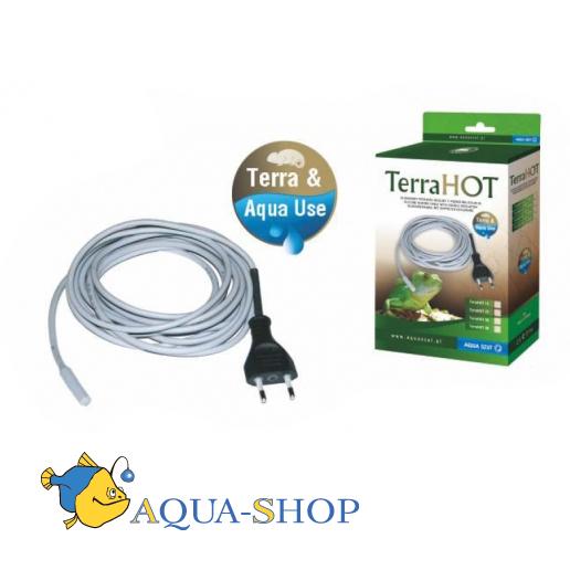 Термокабель Aquael TERRA HOT 50W