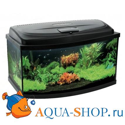 Аквариум Aquael CLASSIC РАО 80 дуговой 102л 80х35х40 см