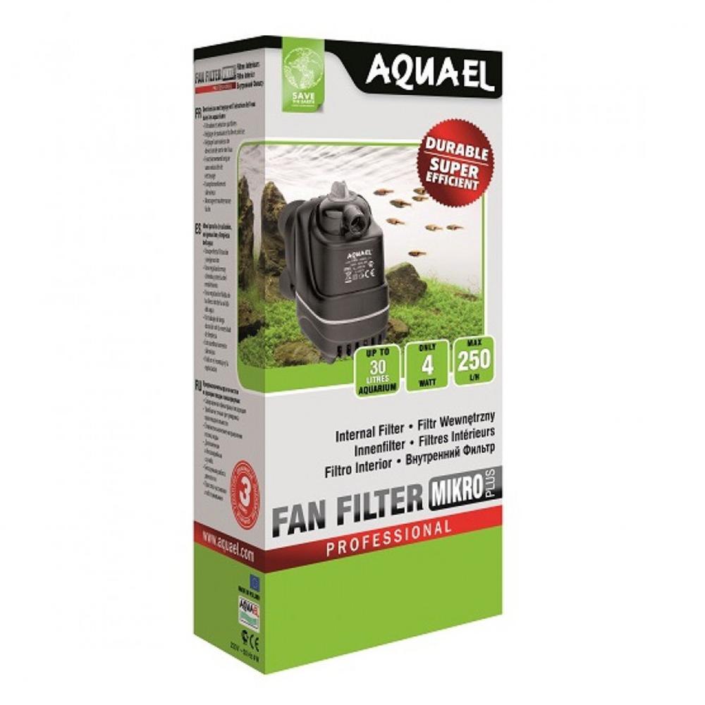Фильтр внутренний AQUAEL FAN-mikro Plus 240л/ч до 60л