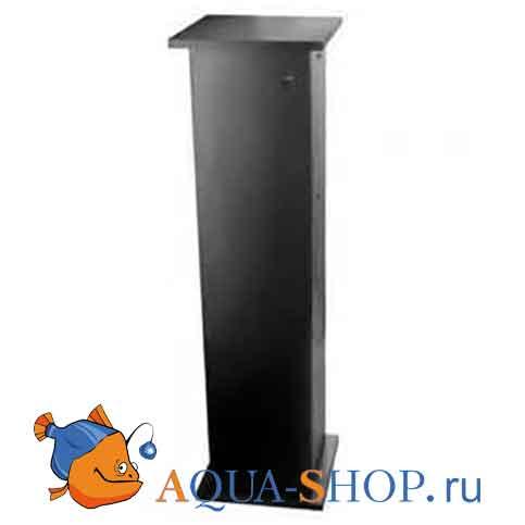 Тумба для аквариума Aquael SHRIMP Set/NANO REEF 30л черная 30х30х111 см одна дверь