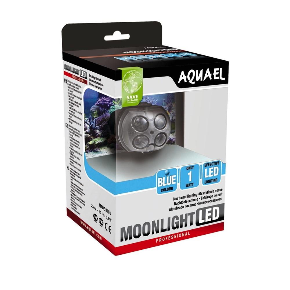 Светильник Aquael подводный MOONLIGHT LED 1W для ночной подсветки