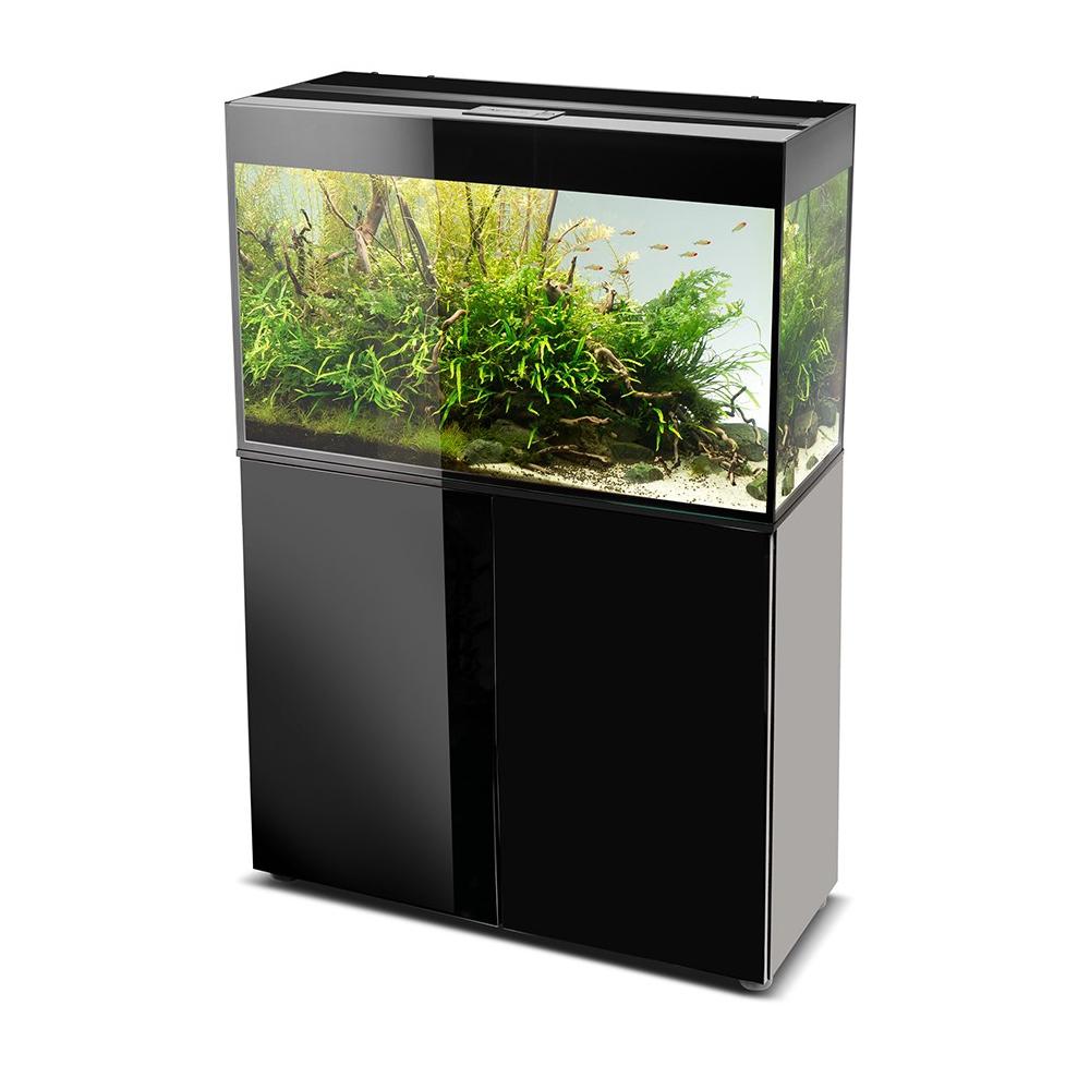 Тумба для аквариума Aquael GLOSSY 80 черная