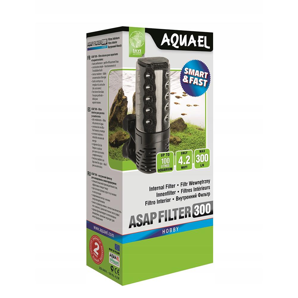 Фильтр внутренний AQUAEL ASAP 300 300 л/ч