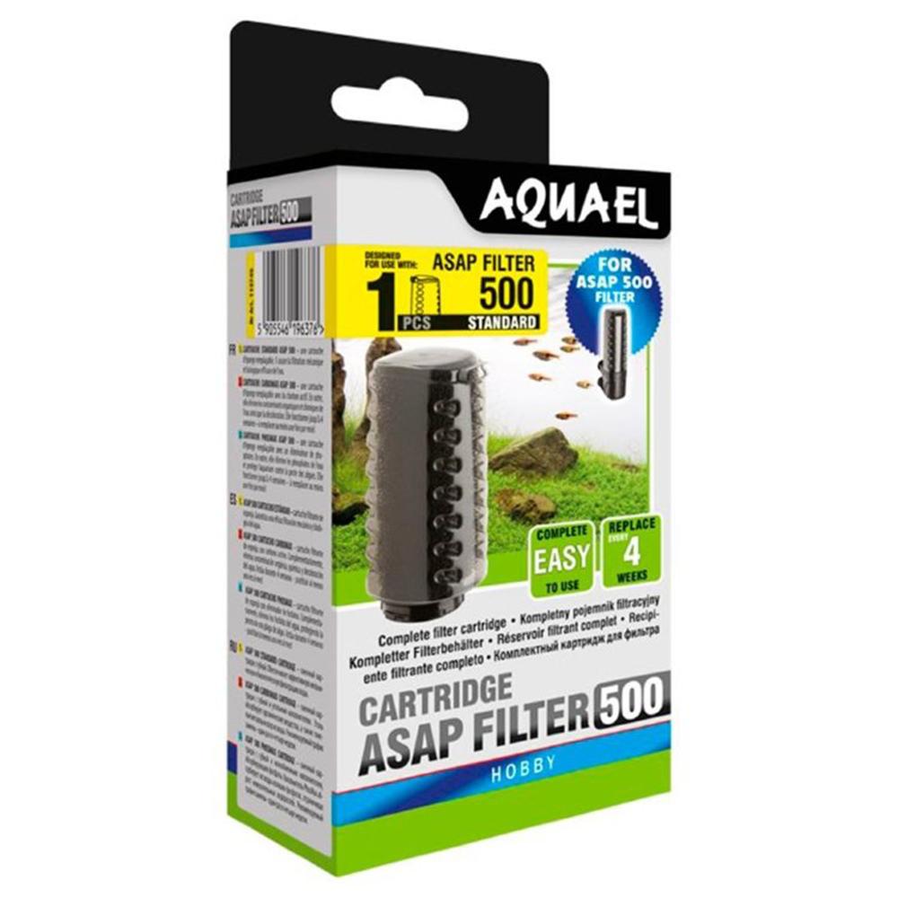 Картридж сменный для фильтра AQUAEL ASAP 500  c губкой