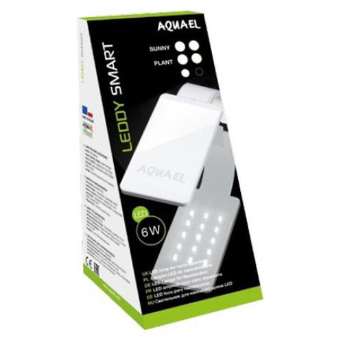 Светильник Aquael LEDDY SMART LED II  6 вт черный